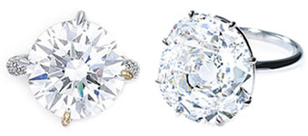 13,67 ct E/IF и 10,05 D/IF